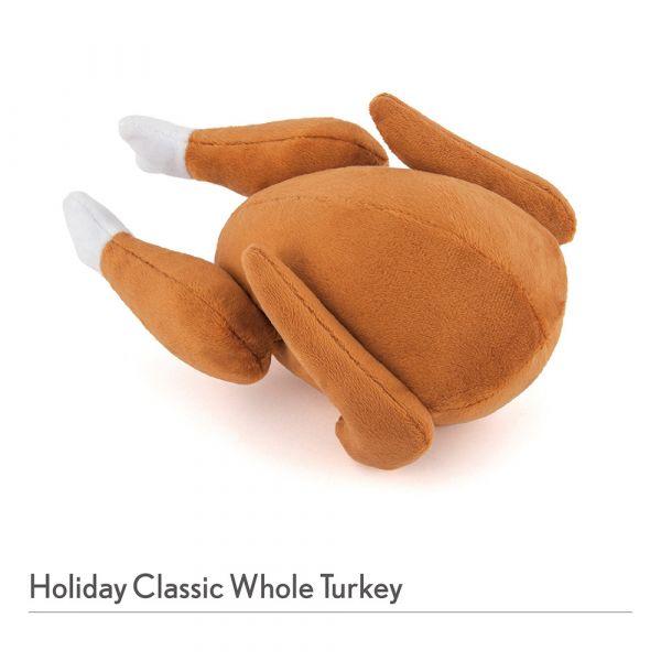 【寵物陪伴、抗憂鬱玩具】P.L.A.Y.經典聖誕大餐-烤火雞