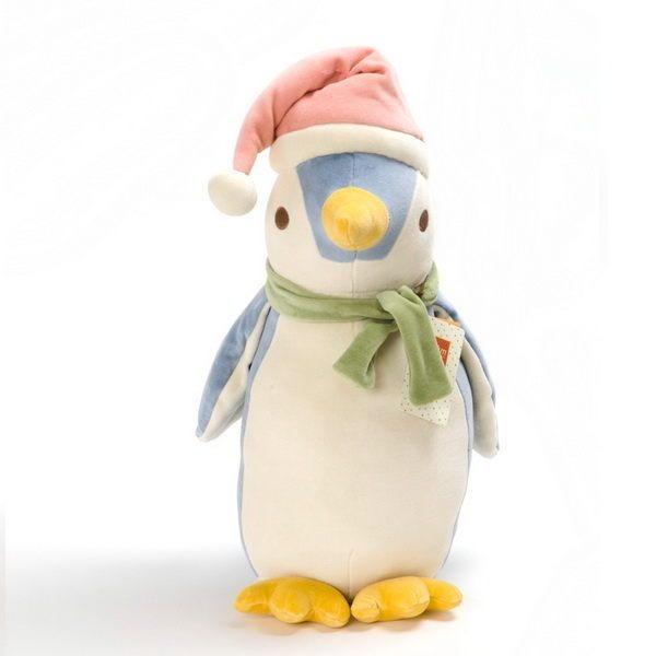 MIYIM有機棉安撫娃娃60CM - 噗噗企鵝