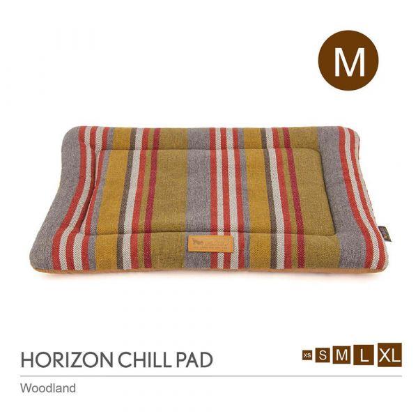 【頂級寵物床墊、坐墊】P.L.A.Y.地平線舒活墊_M(四色可選)