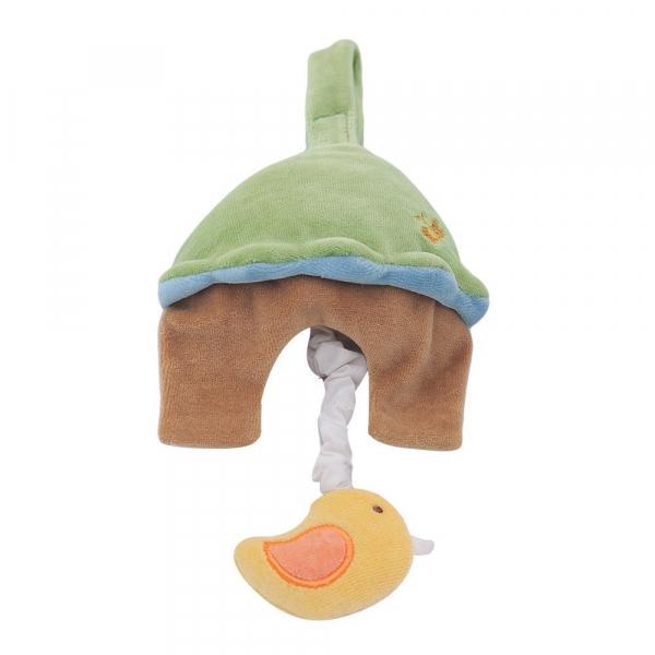 MIYIM有機棉音樂拉鈴 - 小雞樹屋