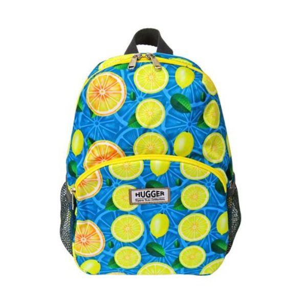 《英國HUGGER》HUGGER幼童背包 - 橙檸檬