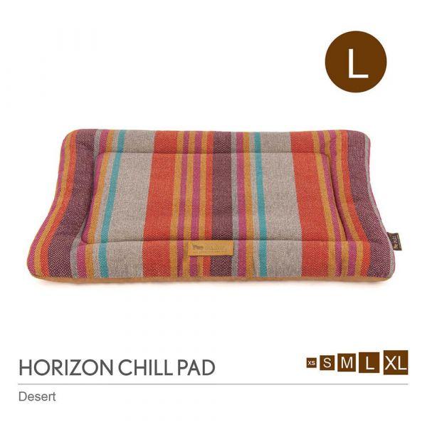 【頂級寵物床墊、坐墊】P.L.A.Y.地平線舒活墊_L(四色可選)