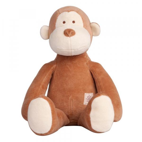 MIYIM有機棉安撫娃娃32CM - 布布小猴