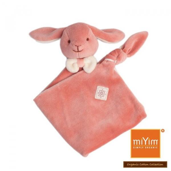 MIYIM有機棉安撫巾 - 邦妮兔兔