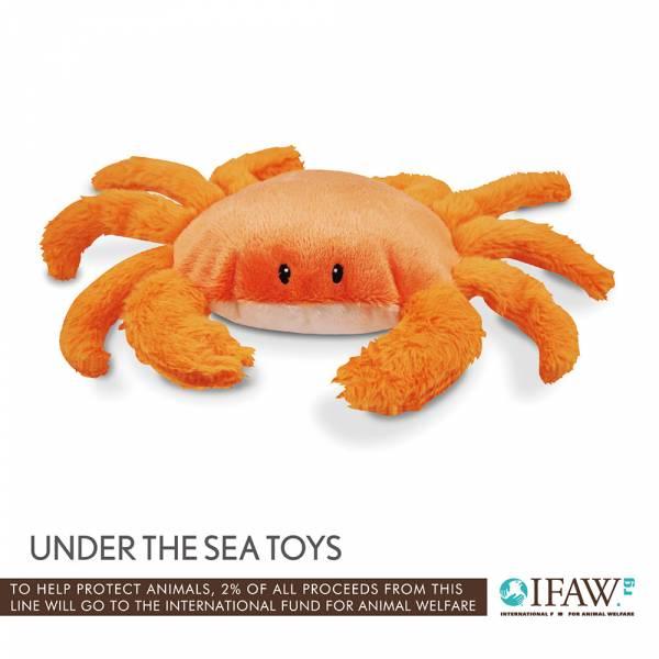 【寵物陪伴、抗憂鬱玩具】P.L.A.Y. 海底世界-螃蟹