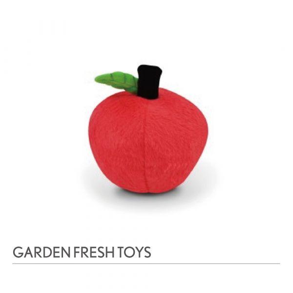 【寵物陪伴、抗憂鬱玩具】P.L.A.Y. 健康蔬果籃-紅蘋果