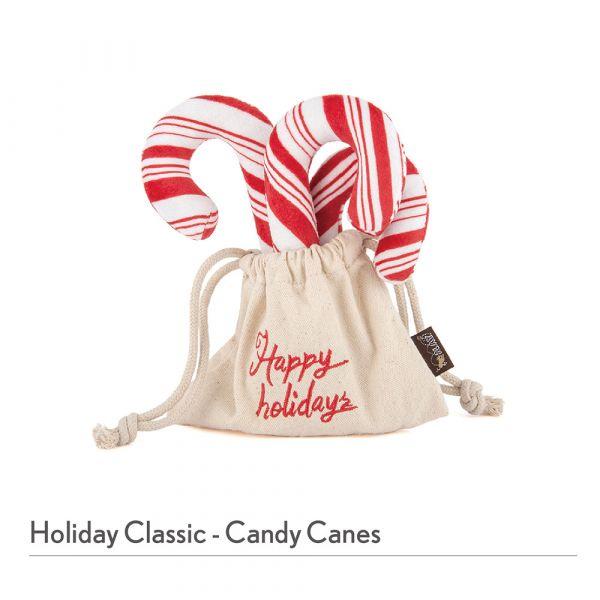 【寵物陪伴、抗憂鬱玩具】P.L.A.Y.經典聖誕大餐-拐杖糖