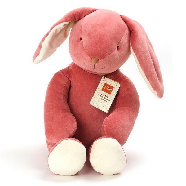 MIYIM有機棉安撫娃娃60CM - 邦妮兔兔