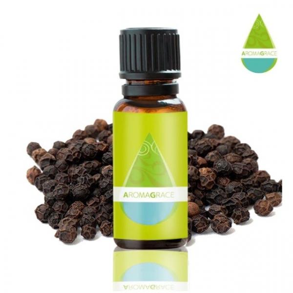 【AromaGrace】頂級黑胡椒-單方精油-10ml AromaGrace,黑胡椒,斯里蘭卡,精油,香氛,單方精油,複方精油,IFA,芳療師,