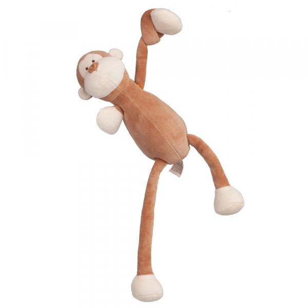 MIYIM有機棉瑜珈娃娃 - 布布小猴