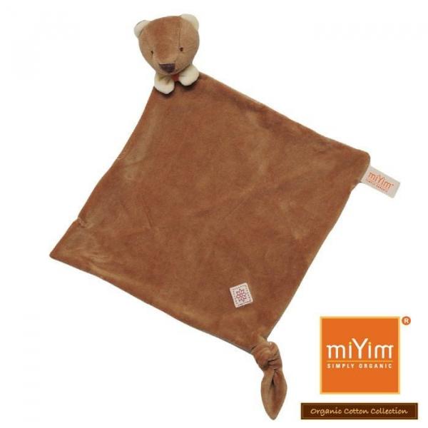 MIYIM有機棉安撫巾 - 呼倫貝爾