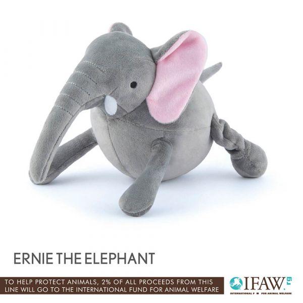 【寵物陪伴、抗憂鬱玩具】P.L.A.Y.狂野動物園-大象