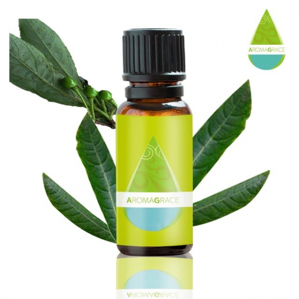 【AromaGrace】山雞椒-單方精油-10ml AromaGrace,山雞椒,精油,香氛,單方精油,複方精油,IFA,芳療師,