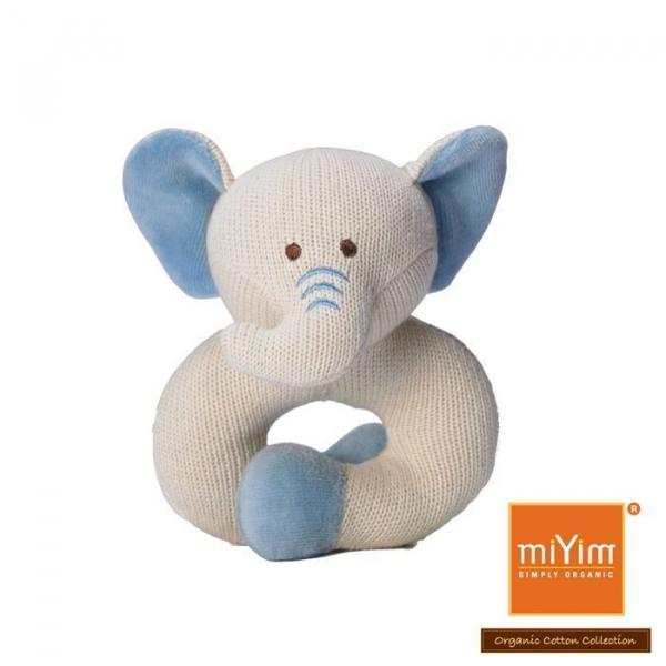 MIYIM有機棉固齒手環 - 象象
