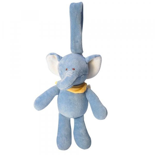 MIYIM有機棉吊掛娃娃 - 芬恩象象