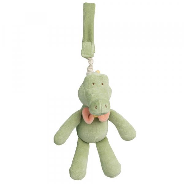 MIYIM有機棉吊掛娃娃 - 阿里鱷魚