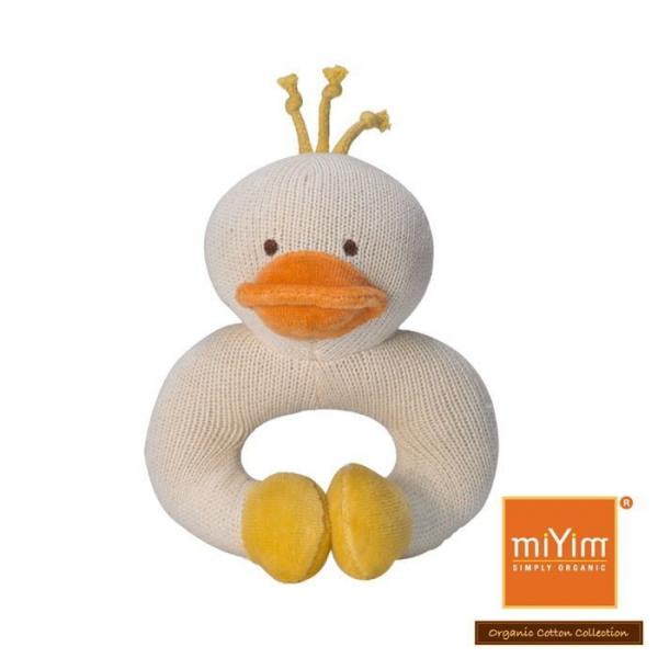MIYIM有機棉固齒手環 - 小鴨