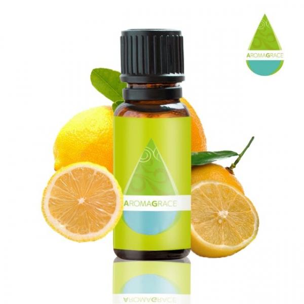 【AromaGrace】清香檸檬-單方精油-10ml AromaGrace,檸檬,西班牙,精油,香氛,單方精油,複方精油,IFA,芳療師,