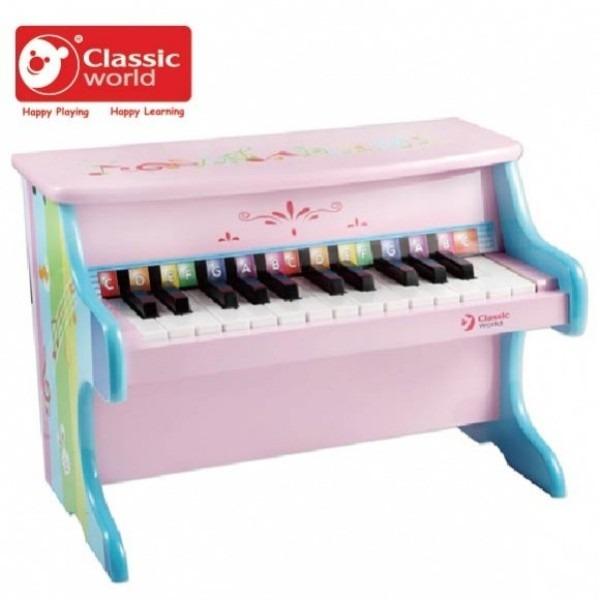 ♛ CLASSIC WORLD ♛ 粉紅鋼琴