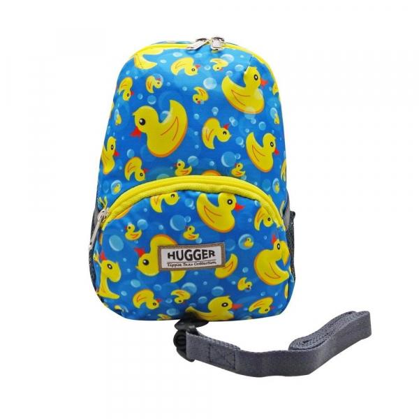《英國HUGGER》防走失背包 - 黃色小鴨