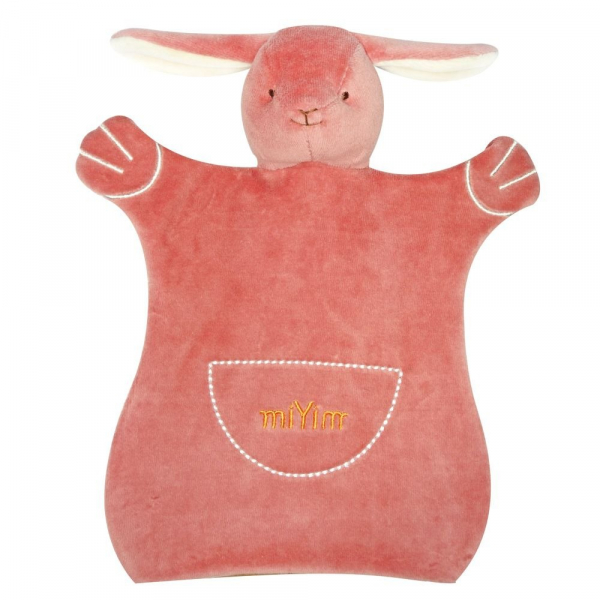 MIYIM有機棉手偶安撫巾 - 邦妮兔兔