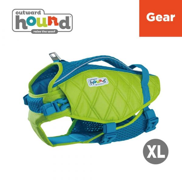 【狗狗玩水游泳必備】美國O.H. 探險家狗狗運動救生衣-XL【39-45kg】