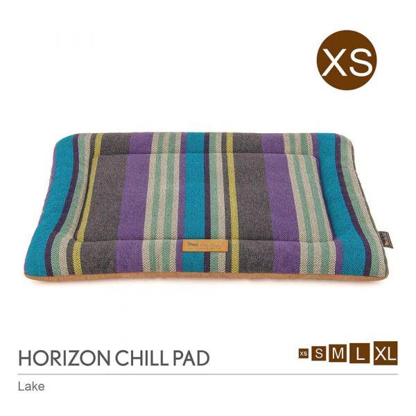 【頂級寵物床墊、坐墊】P.L.A.Y.地平線舒活墊_XS(四色可選)