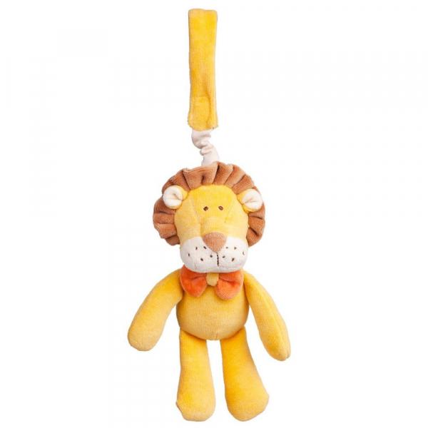 MIYIM有機棉吊掛娃娃 - 里歐獅子