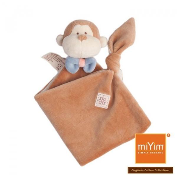 MIYIM有機棉安撫巾 - 布布小猴