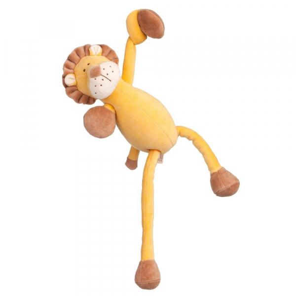 MIYIM有機棉瑜珈娃娃 - 里歐獅子