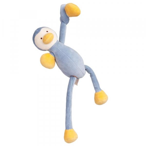 MIYIM有機棉瑜珈娃娃 - 噗噗企鵝