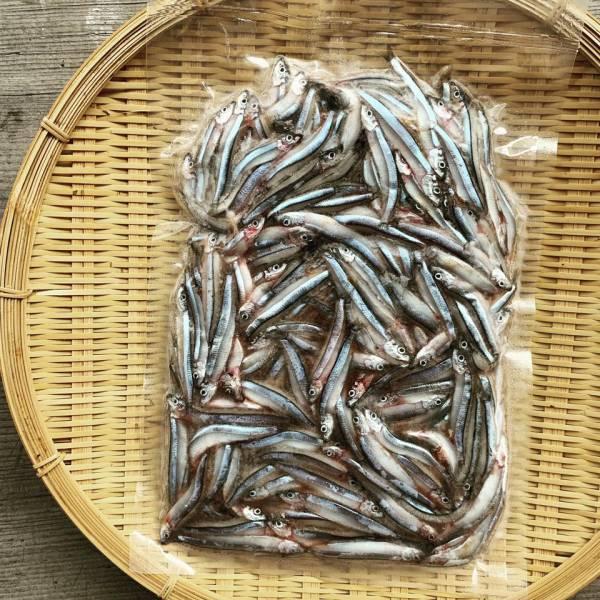 澎湖鮮凍丁香魚500g±10%