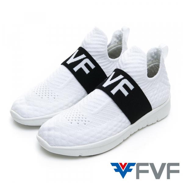 Sock 襪套編織鞋-白
