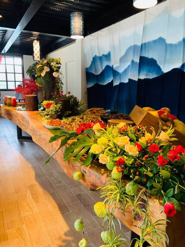 感謝客人分享徳屋原木桌板美照 客戶好評,木皮板,裝潢板材,實木桌,原木大板