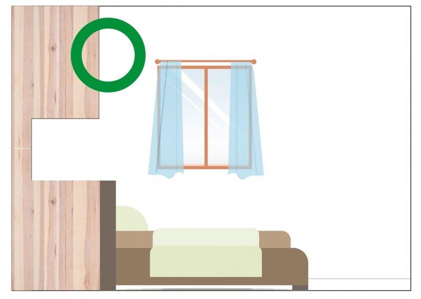 科學看風水-橫樑煞 裝潢,評價,健康,德屋建材,實木皮板,木皮板,質感,德屋建材,天然,健康,風水,橫樑
