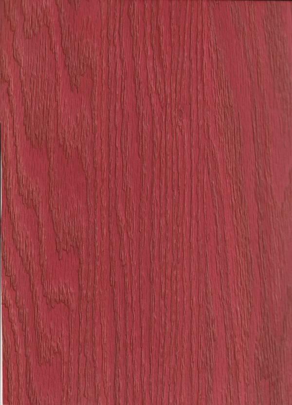 塗裝木皮板-滿月喜紅(花紋/浮雕鋼刷) 木皮板,塗裝板,木地板,木皮不織布,室內裝潢設計材料,健康綠建材,裝潢建材,室內設計,紅色系,中國風,紅色裝潢