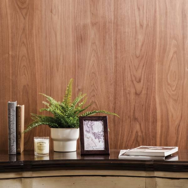 實木皮板-黑百合(胡桃木/花紋) 品味,裝潢風格,木皮板,塗裝板,木地板,木皮不織布,室內裝潢設計材料,天然綠建材