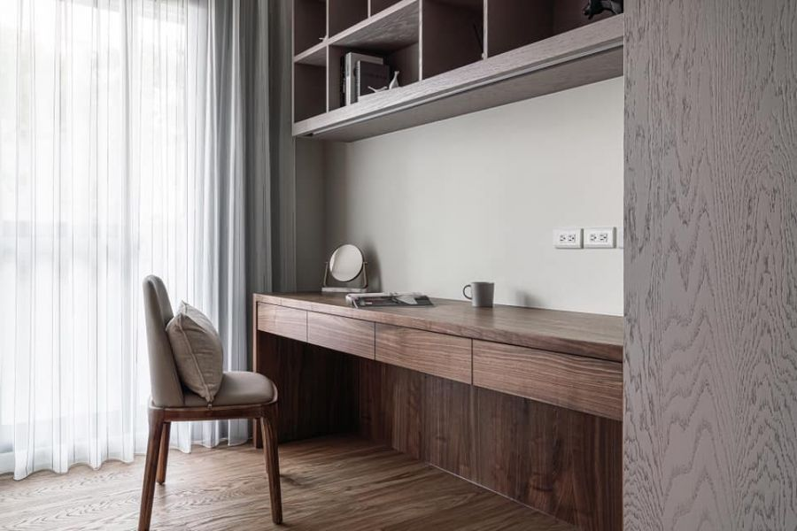 [案例分享-私宅空間] 德屋建材,實木皮板,海島型實木地板,天然木地板,室內設計,裝潢,設計師