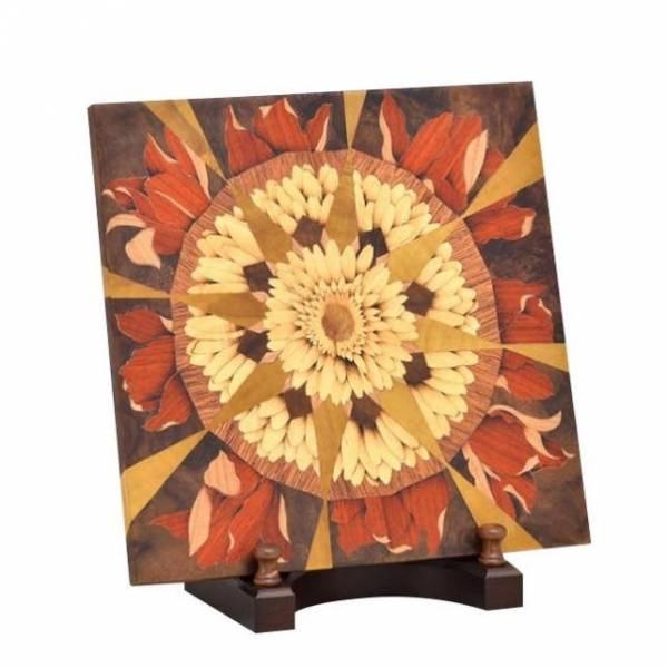 木箔藝術禮品-桌飾-鏡花 藝術,禮品,桌飾,送禮推薦
