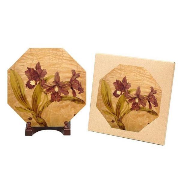 木箔藝術禮品-桌飾-嘉德麗亞蘭 藝術,禮品,桌飾,生活,蘭花,送禮推薦