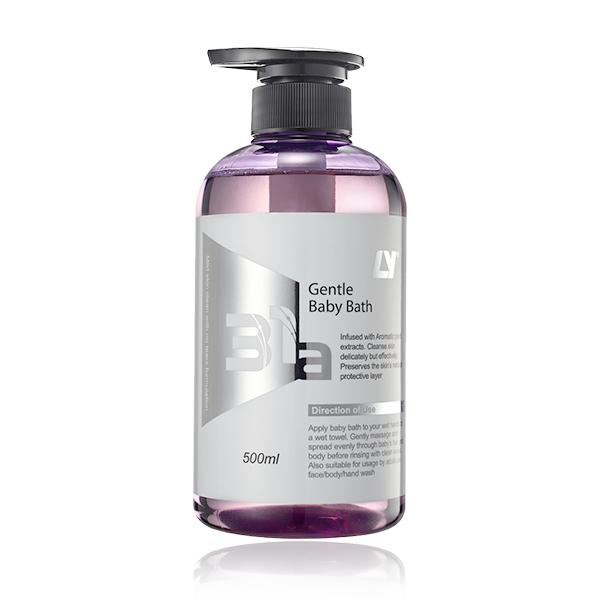 胺基酸玫瑰精油沐浴乳/Gentle Baby Bath LY-LifeStyle,新加坡品牌,歐盟認證,全植萃