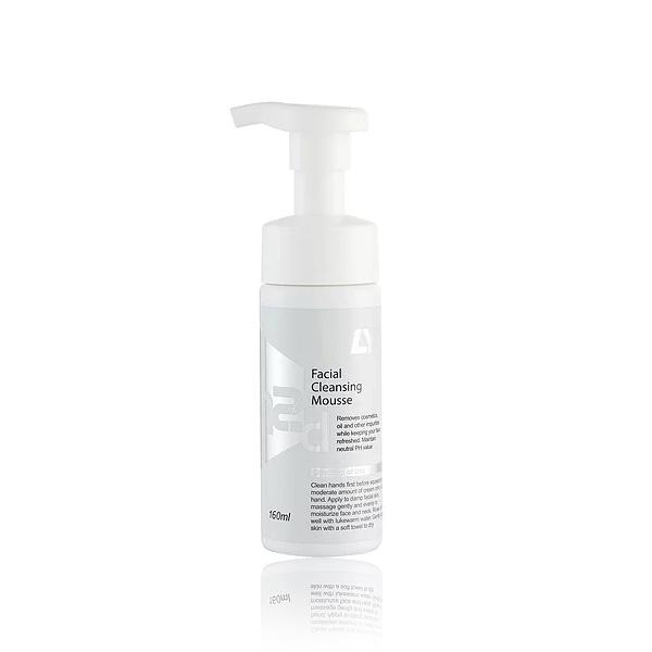 潔顏慕斯/Facial Cleansing Mousse LY-LifeStyle,新加坡品牌,歐盟認證,全植萃
