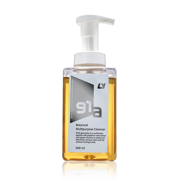 水果酵素清潔露/Botanical Multipur-pose Cleanser LY-LifeStyle,新加坡品牌,歐盟認證,全植萃