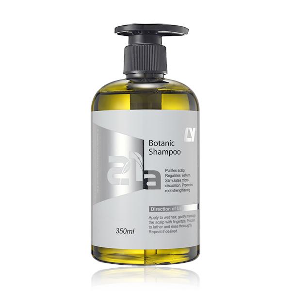 LY頂級植物精華洗髮露/350ml LY頂級植物精華洗髮露,潔淨頭皮,調節頭皮油脂分泌,滋養強健髮根,恢復頭髮光澤