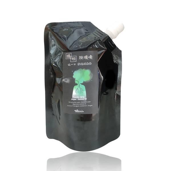 隱形防護噴霧・環保補充包 水的選物,隱形防護噴霧,活性酵素分解壞菌,無防腐無西藥無酒精,使用方便隨時隨地隨身可噴