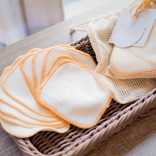 親親臉。布卸妝棉 布卸妝棉 水洗卸妝棉 環保卸妝棉