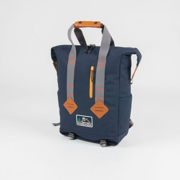 英國 PASSENGER TRIP TRAVEL BACKPACK 輕量型手提雙肩背包30L (NAVY) flightline, PASSENGER, RAMBLER, 背包, 雙肩包