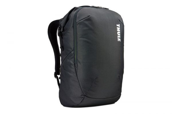 Subterra Travel Backpack 34L旅行背包(暗灰)-Thule 小伴旅,旅行背包,