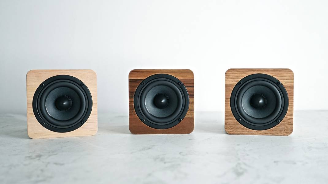 min622s 小實木藍牙手工訂製音響 2021年版本 手工音響