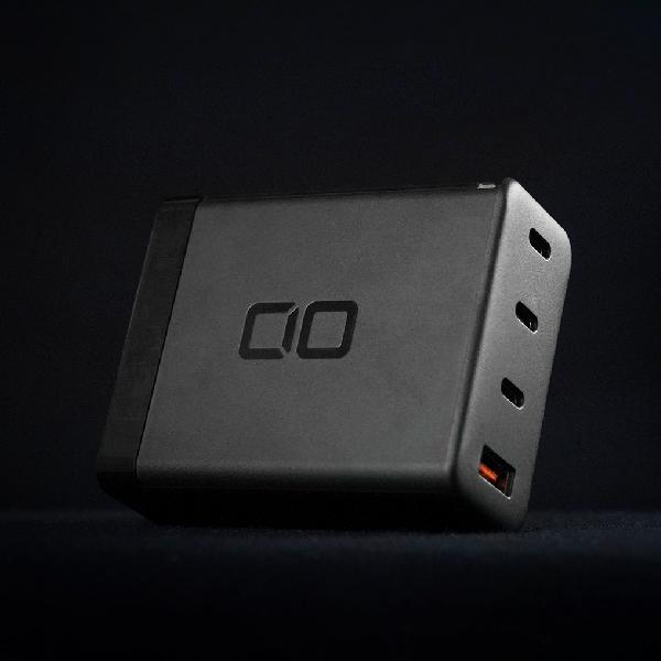 LilNob 3C1A氮化鎵充電器(黑) 充電器,氮化鎵,四孔充電器